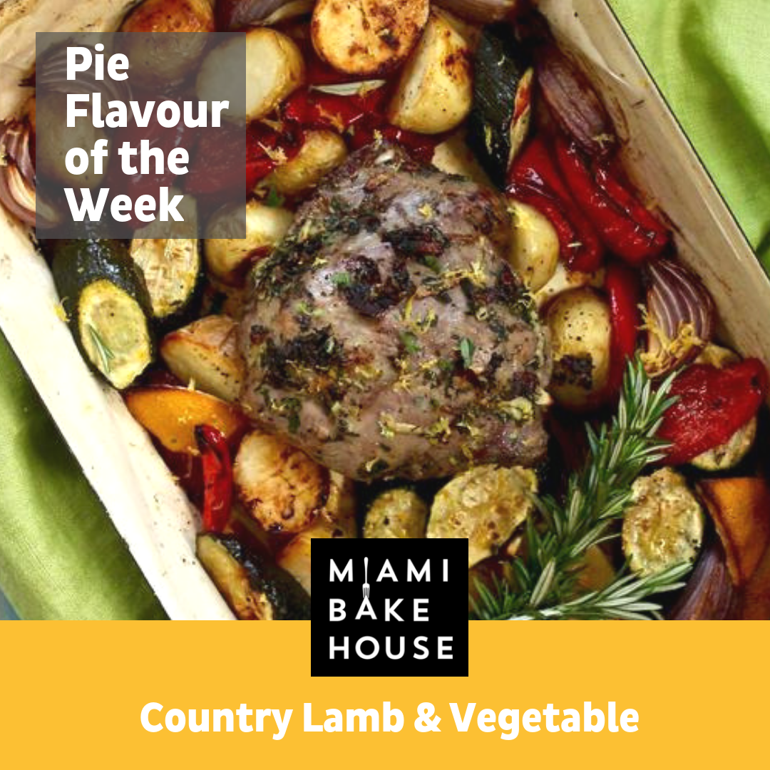 Pie of the Week - Country Lamb