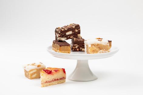 Miami Bites Cakes Selection