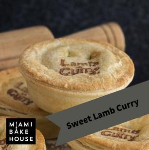 Sweet Lamb Curry Pie