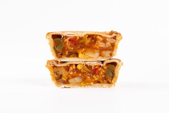 Peri Peri Vegetable Pie open stack.jpg