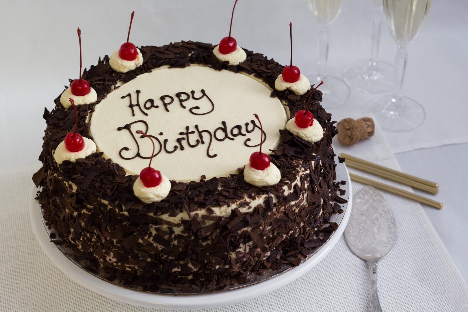 Celebration Cakes Black Forest Torte Bir