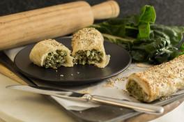Spinach & Ricotta Sausage Roll