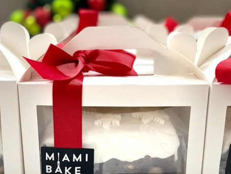 Taste the festive flavours of Christmas at Miami Bakehouse this season!