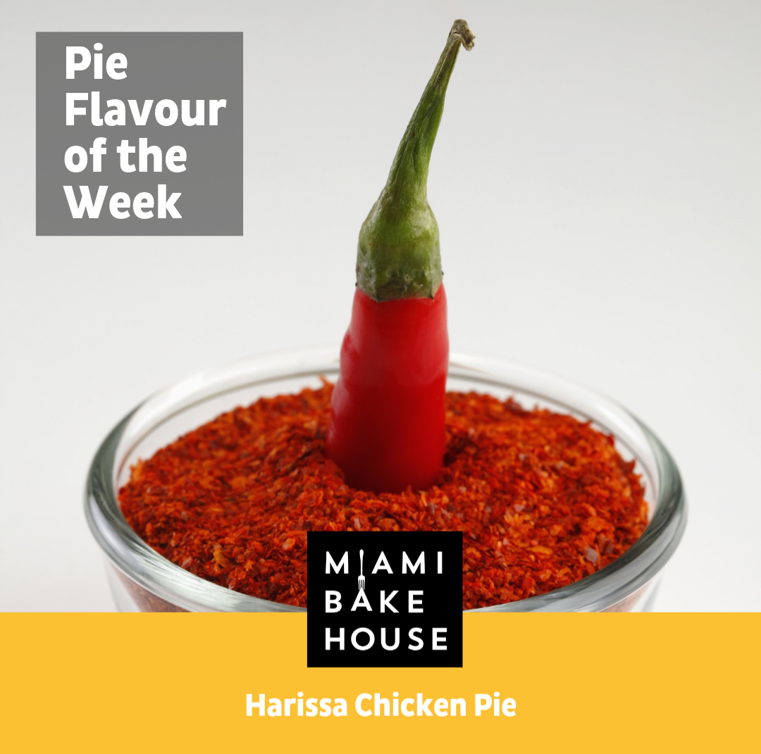 Harissa Chicken Pie of the Week