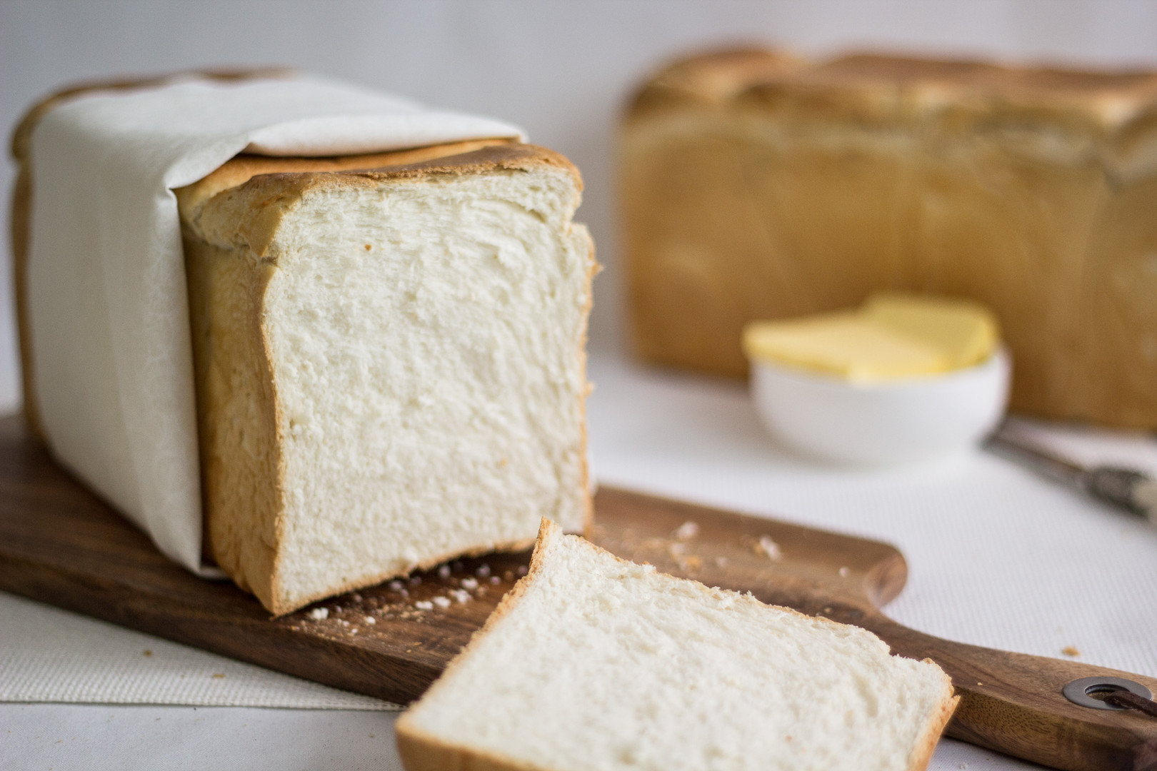 Bread White Sandwich Loaf Miami Bakehous