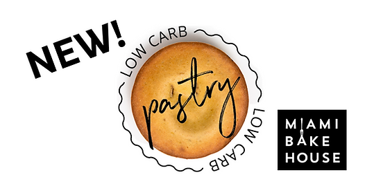 Low Carb Pastry Miami Bakehouse