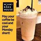 Iced Coffee Miami Bakehouse