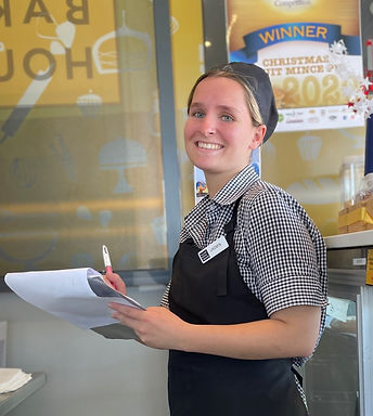 Cafe Assistant Manager