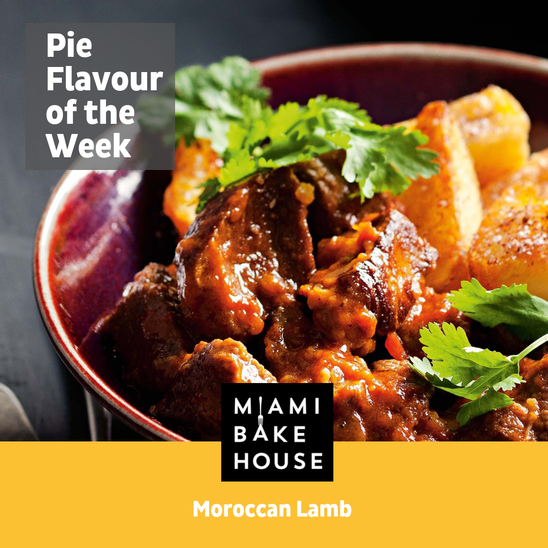 Moroccan Lamb Pie of the Week