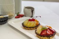 Tropical Fruit Tart Miami Bakehouse
