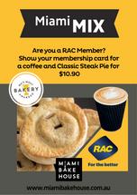 RAC Member Deals Miami Bakehouse