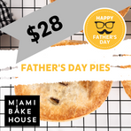 Fathers Day Gift Pies
