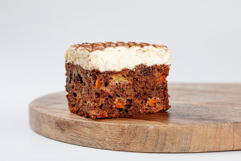 Carrot Cake Miami Bakehouse