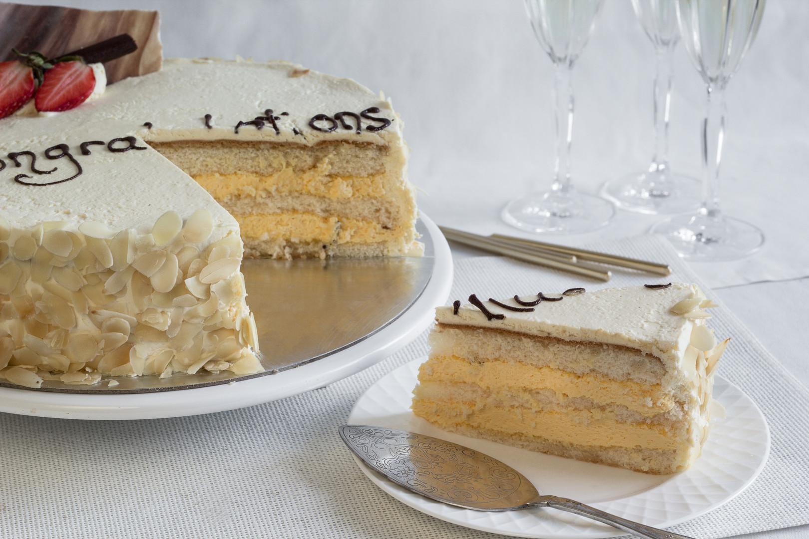 Celebration Cakes Continental Torte Miam