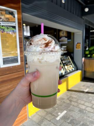 Iced Coffee Miami Bakehouse Cafes