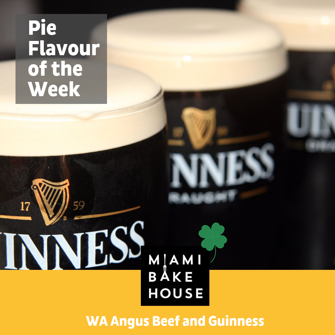 Pie of the Week - Beef and Guinness