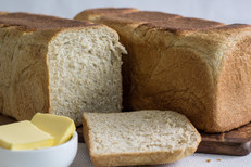 Wholemeal Loaf Bread