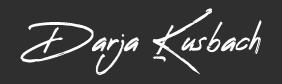 Logo Design_Darja Kusbach