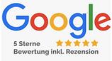 Google 5 Sterne Bewertung Marketing Agentur Thomsen