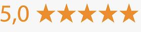 5 Sterne Google Bewertung_Thomsen Business Marketing