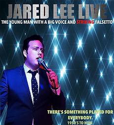 Jared Lee male vocalist