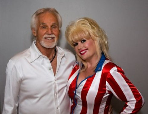olly Parton & Kenny Rodgers tribute