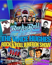Vince Hughes Rock & Roll act