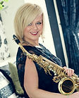 Female Vocal & Sax Jo Ashcroft