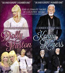 Kenny Rogders Dolly Parton Tribute