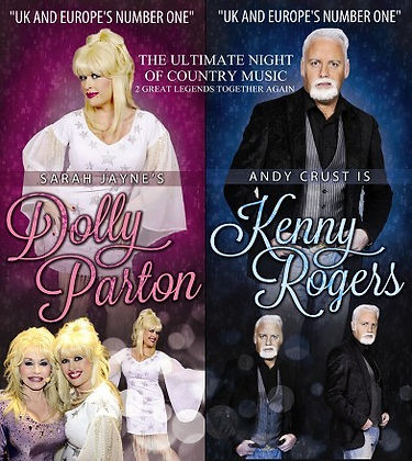 Dolly Parton & Kenny Rodgers tribute