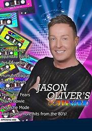 Jason Oliver 80s vocalist