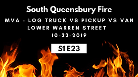 S1E23 So Qsby Fire MVA Warren St 10-22-2