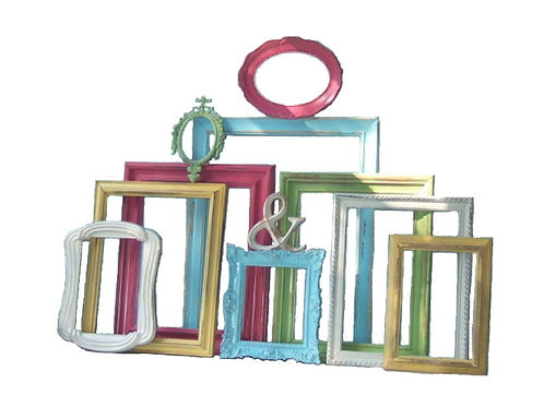 Shabby Chic Picture Frames