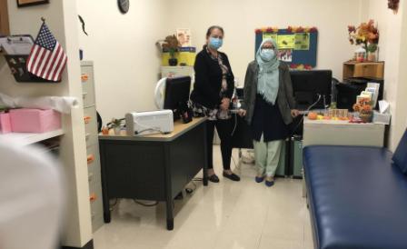 Connell Sanders: Worcester Public Schools' best kept secret is in the nurse's office