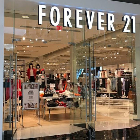Apparel Store Forever 21 Preparing for Bankruptcy