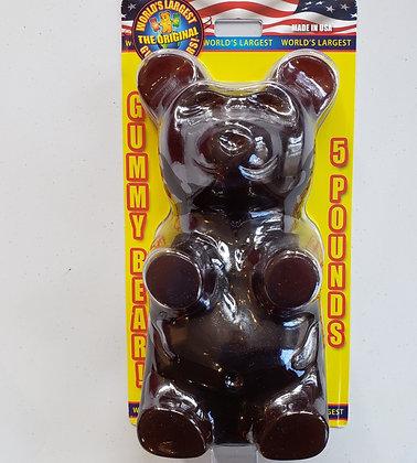 5 lb. Giant Gummy Bear! - Cola