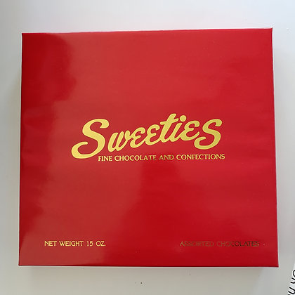 15 oz Chocolates Gift Box