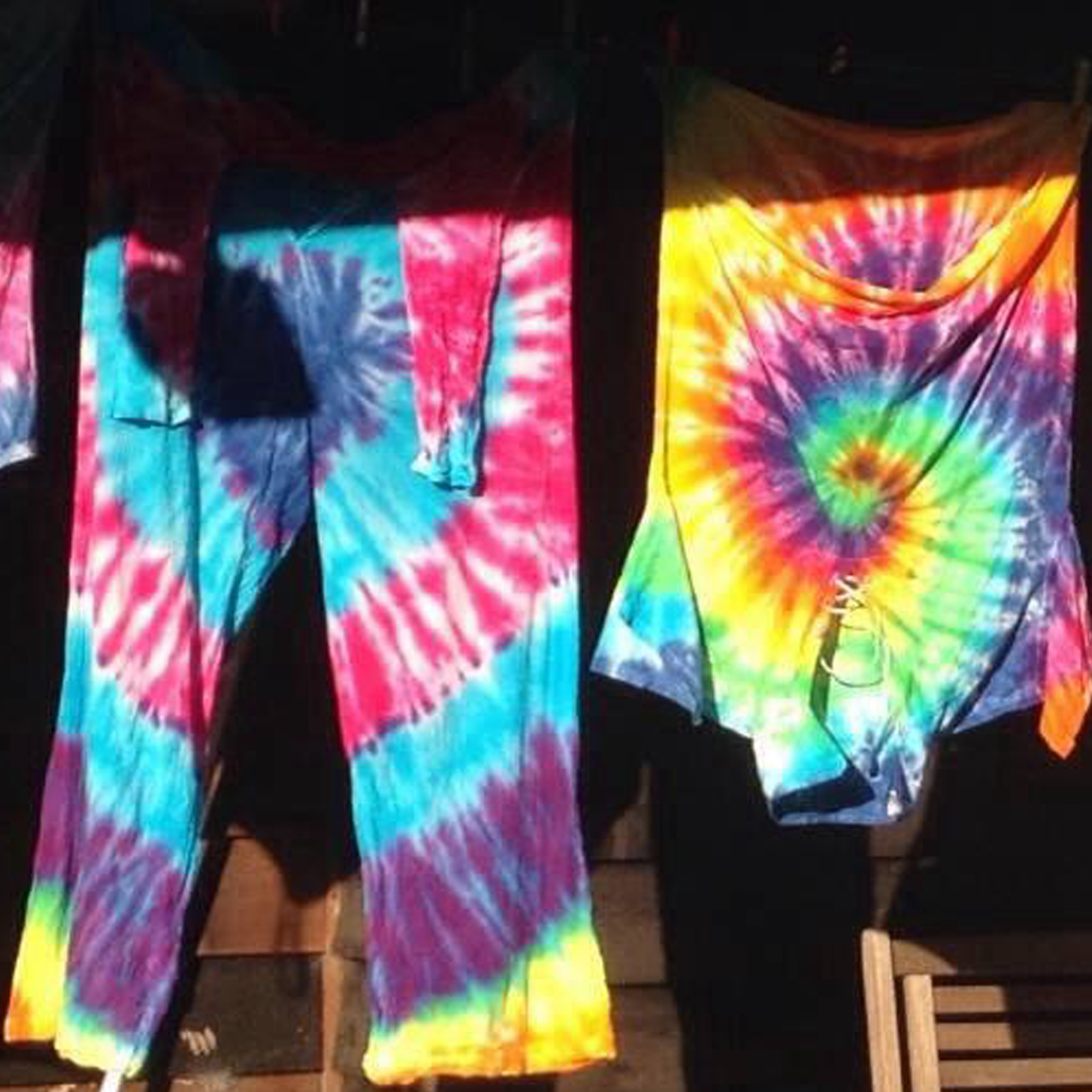 Tie Dyed by Kim