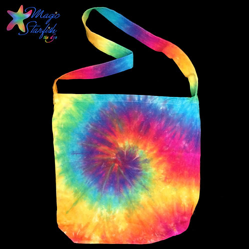 Tie Dye Boho Eco Bag