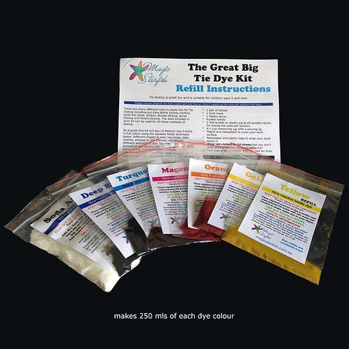 Great Big Tie Dye Kit - REFILL