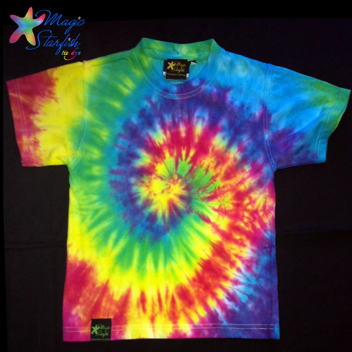 44561b6e7a24 Magic Starfish Tie Dye Kits