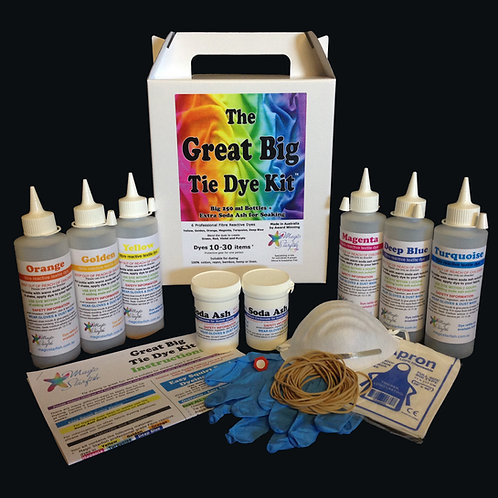Great Big Tie Dye Kit