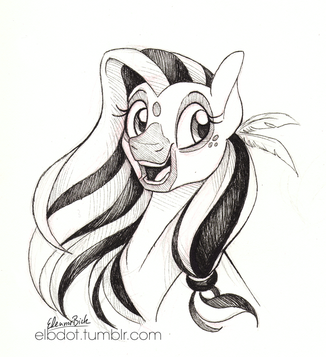 Ayasha Sketch