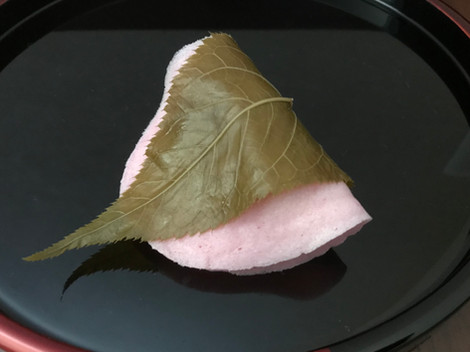 桜餅(1月〜4月初め)