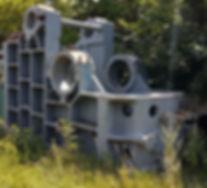 Щековая дробилка СМД 111