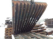 Плита модернезированная на СМД 110 (ДСД95)