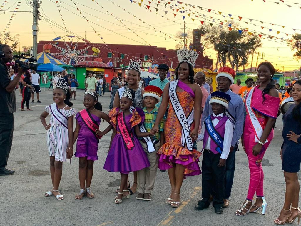 Carnival Rides P&P Royalty
