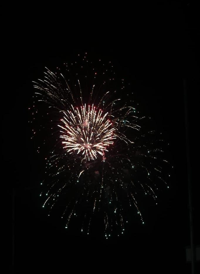 Fireworks Display 2019