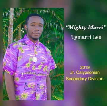Tymarri Lee