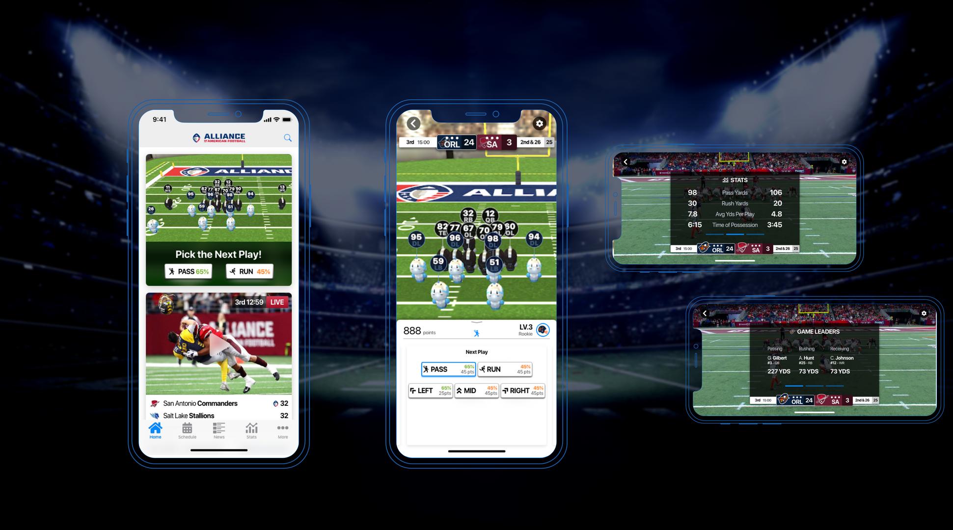 AAF Mobile App